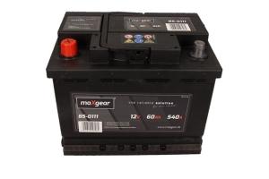 AKUMULATOR MAXGEAR 12V 60AH 540A L+