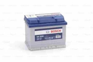 AKUMULATOR BOSCH S4 12V 60AH 540A L+