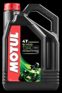OLEJ MOTUL 5100 ESTER 10W40 4L API:SG JASO:MA 4T MOTOCYKLOWY 4L MOTUL