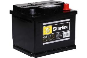 AKUMULATOR 12V 45AH/400A P+ STARLINE 207*175*190