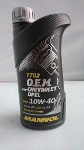 MANNOL 7702 O.E.M. 10W-40 API SL/CF 1 L