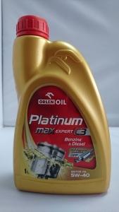PLATINUM MAX EXPERT C3 5W-40 1L