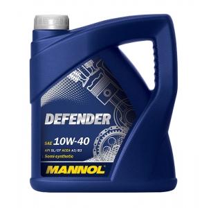 MANNOL DEFENDER 10W-40 API SL/CF 4 L