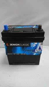 AKUMULATOR JENOX CLASSIC 12V 35AH 300A P+