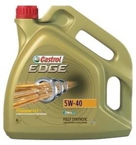 CASTROL EDGE 5W-40 4 L