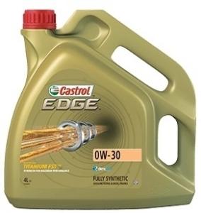 CASTROL EDGE 0W-30 4 L