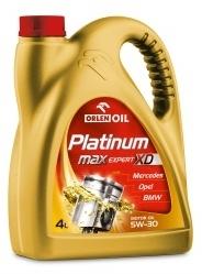 PLATINUM MAX EXPERT XD 5W-30 4L