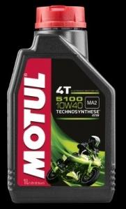 OLEJ MOTUL 5100 ESTER 10W40 1L API:SG JASO:MA 4T MOTOCYKLOWY 1L MOTUL