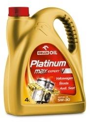 PLATINUM MAX EXPERT V 5W–30 4L
