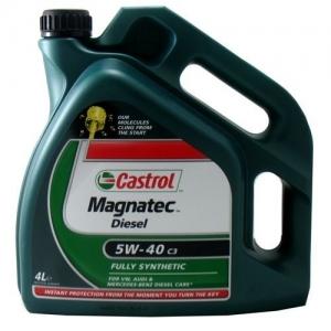 CASTROL MAGNATEC DIESEL 5W-40 C3 4 L