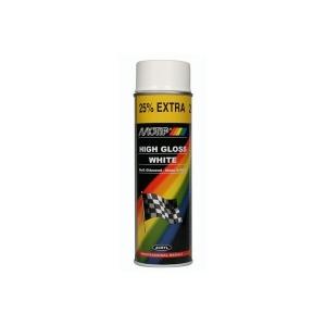 LAKIER AKRYLOWY - BIAŁY POŁYSK 500 ML (25% EXTRA)