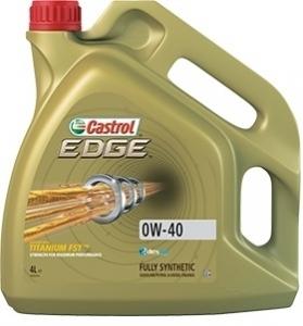 CASTROL EDGE 0W-40 4 L