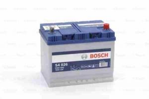 AKUMULATOR BOSCH S4 12V 70AH 630A L-