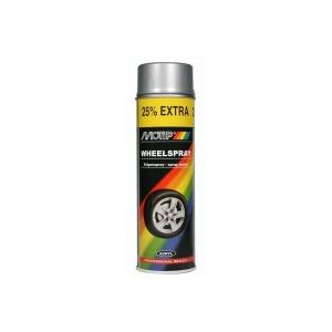 LAKIER DO FELG - SREBRNY 500 ML (25% EXTRA)