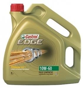 CASTROL EDGE 10W-60 4 L