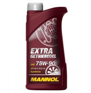 MANNOL EXTRA GETRIEBEOEL 75W-90 API GL 4/GL 5 LS 1 L