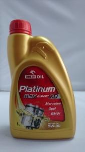 PLATINUM MAX EXPERT XD 5W-30 1L