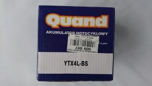 AKUMULATOR MOTOCYKLOWY 3AH 12V 35A