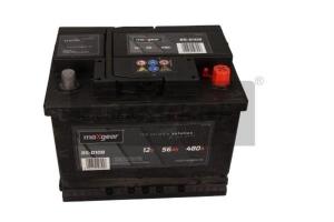 AKUMULATOR MAXGEAR 12V 56AH 480A P+