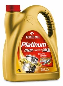PLATINUM MAX EXPERT C3 5W-40 4L