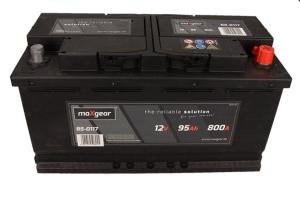 AKUMULATOR MAXGEAR 12V 95AH 800A P+