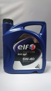 OLEJ ELF EVOLUTION 900 NF 5W-40 4 L