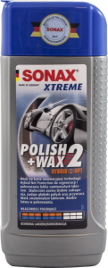 SONAX XTREME WOSK POLISH+ WAX 2 - 250 ML