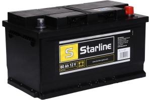 AKUMULATOR 12V 80AH/740A P+ STARLINE 315*175*175