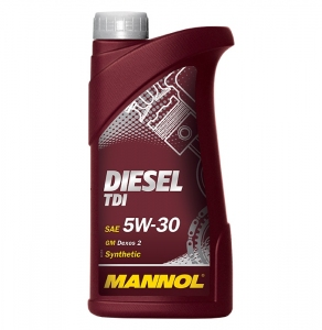 MANNOL DIESEL TDI 5W-30 API SN/CF 1 L