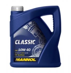 MANNOL CLASSIC 10W-40 API SN/SM/CF 4L