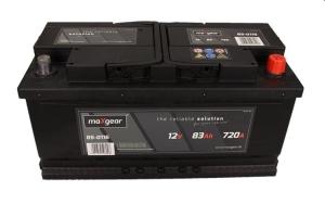 AKUMULATOR MAXGEAR 12V 83AH 720A P+