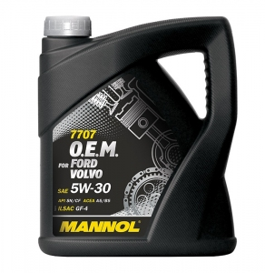MANNOL 7707 O.E.M. 5W-30 API SN/CF 4 L