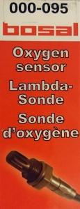 SONDA LAMBDA 4-PRZEWODOWA, UNIWERSALNA