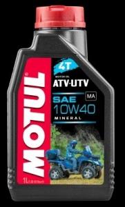 OLEJ MOTUL ATV UTV 4T 10W40 1L