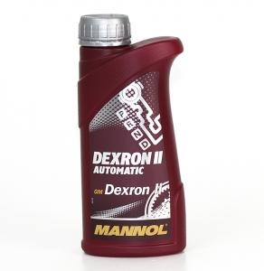 MANNOL DEXRON II AUTOMATIC 1 L