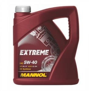 MANNOL EXTREME 5W-40 API SN/CF 5 L