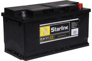 AKUMULATOR 12V 95AH/800A P+ STARLINE 353*175*190