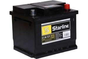 AKUMULATOR 12V 41AH/360A P+ STARLINE 207*175*175