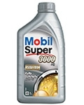 MOBIL SUPER 3000 X1 5W-40 1 L