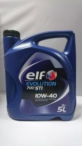 OLEJ ELF EVOLUTION 700 STI 10W-40 5 L