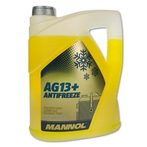 PŁYN DO CHŁODNIC AG13+ ANTIFREEZE -40°C 5L