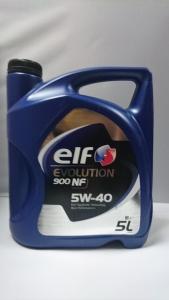 OLEJ ELF EVOLUTION 900 NF 5W-40 5 L
