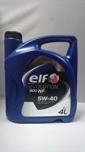 OLEJ ELF EVOLUTION 900 NF 5W-40 4 L